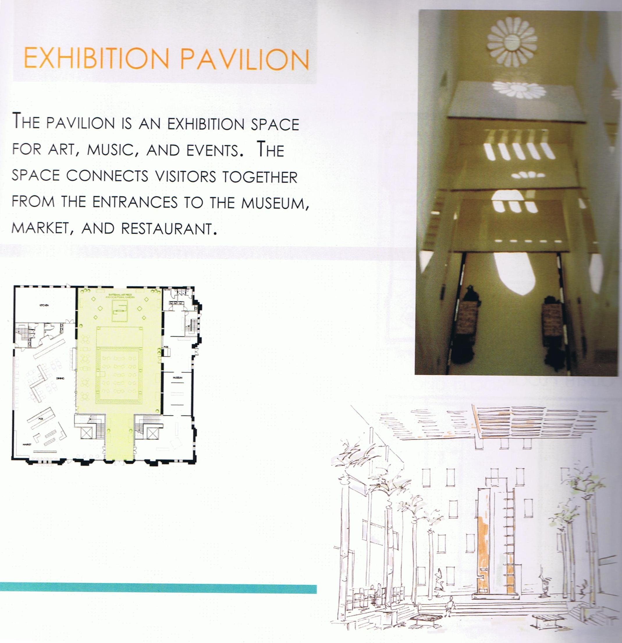 Exhibition Pavilion