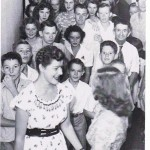 Hallway c 1946